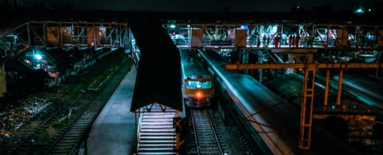 Only Hearing Trains at Night? No, You're not Crazy